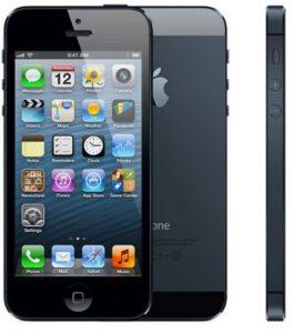 dimension iphone 5s