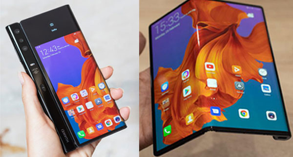Huawei Mate X Foldable Phone Specification